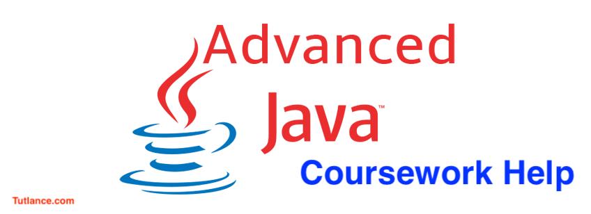 java coursework help