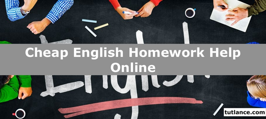 english homework help