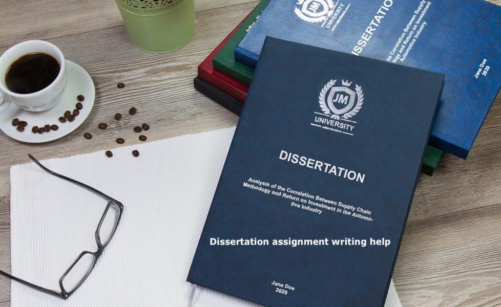 dissertation assignment help