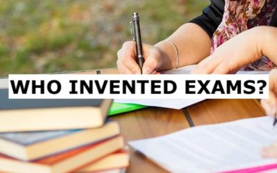 Who Invented Exams and Why?