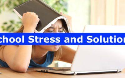 Why is school so stressful/hard